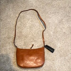 Banana Republic Brown Leather Purse